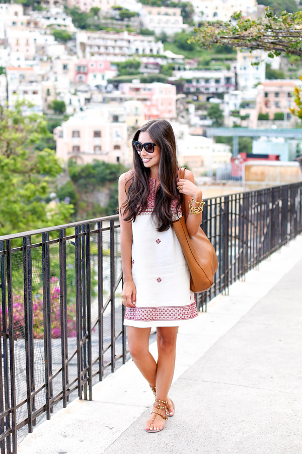 What To Wear To The Amalfi Coast