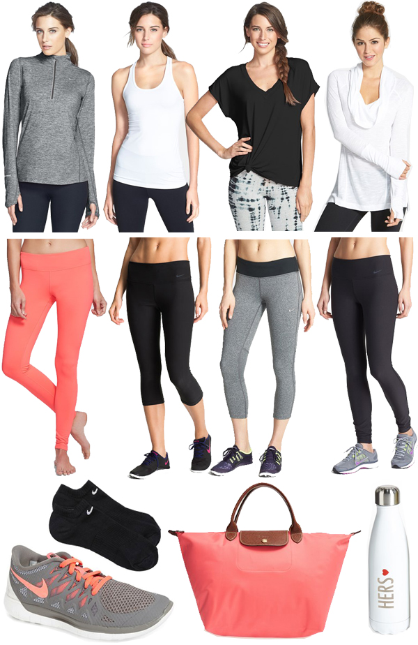 Work out clothing stores
