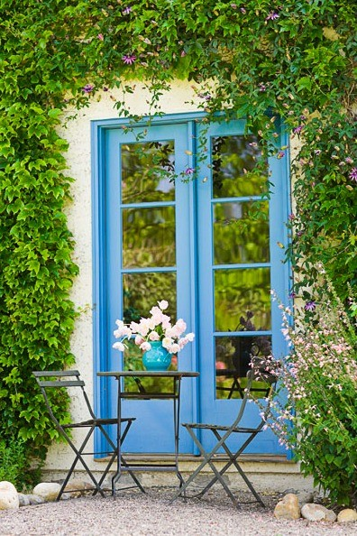 Share this post & Exterior Design - Colorful Doors