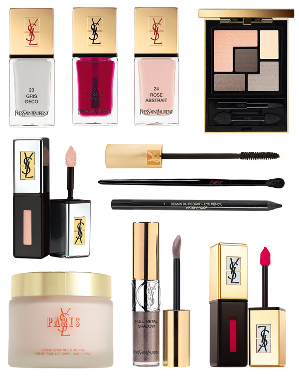 YSL Beauty Must Haves