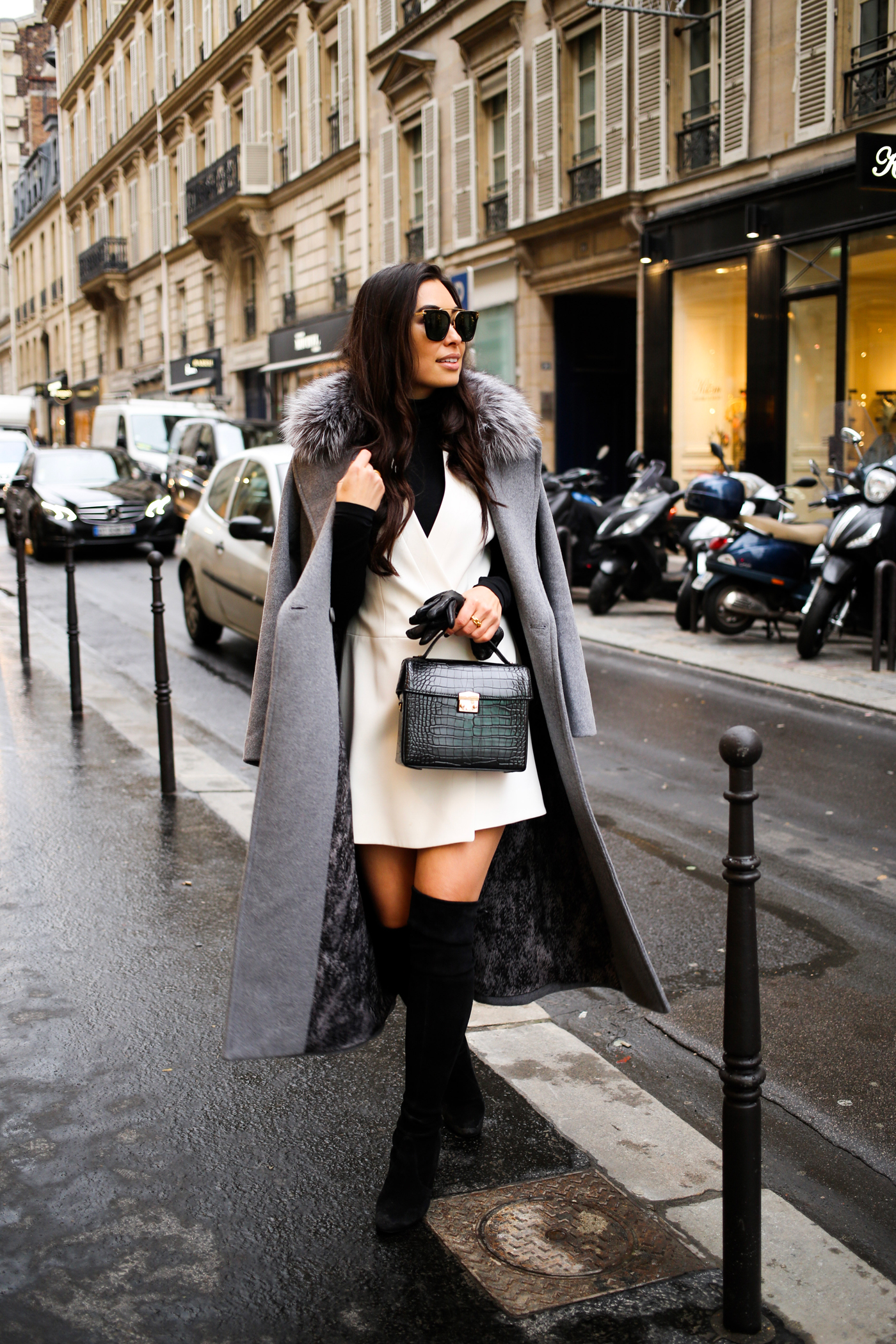 Winter in Paris - With Love From Kat