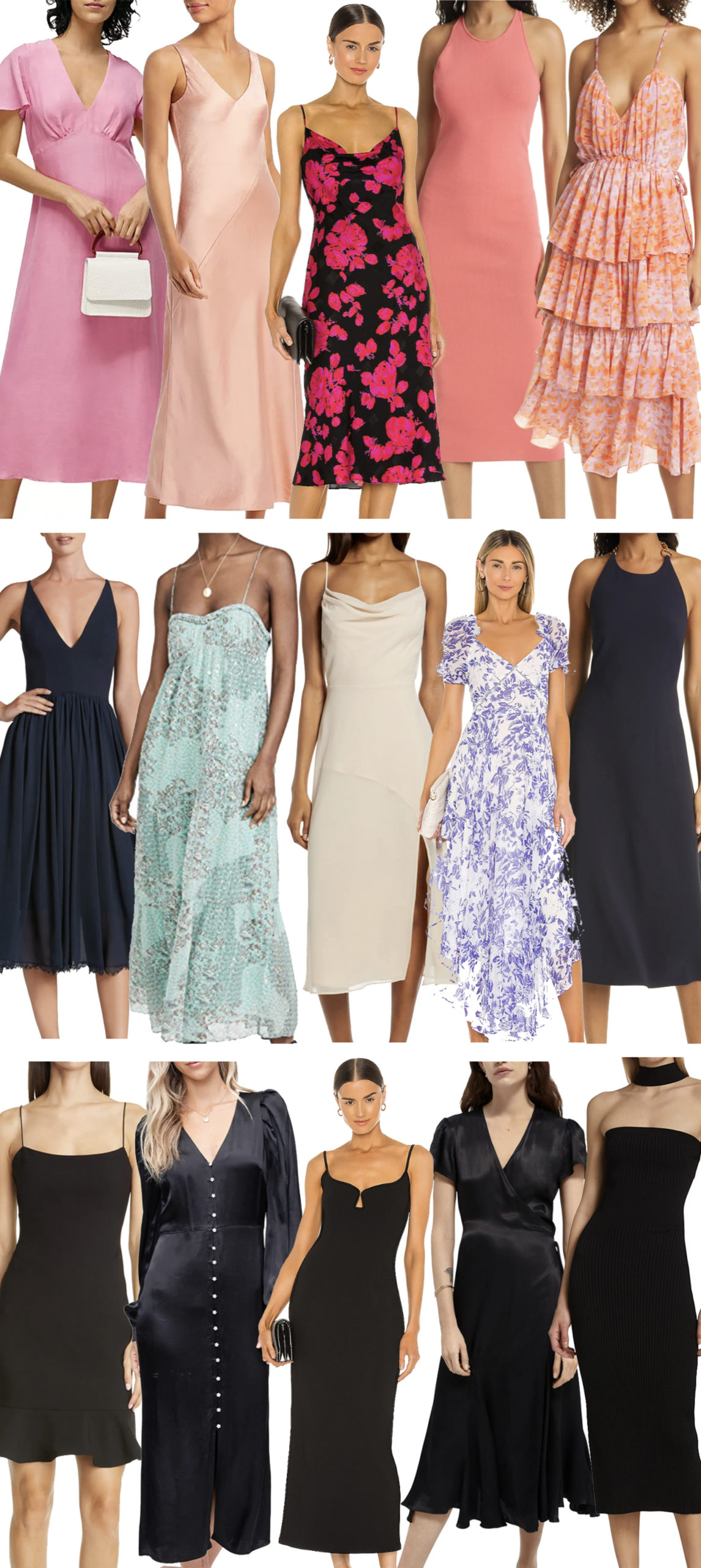 Semi Formal Wedding Guest Dresses   With Love From Kat